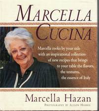 image of Marcella Cucina Marcella Cooks by Your Side with Inspriational Collection  of New Recipes