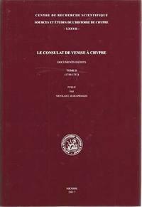 Le consulat de Venise a Chypre, ΙΙ: Documents inedits (1750-1751)