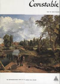 image of Constable; Library of Great Painters