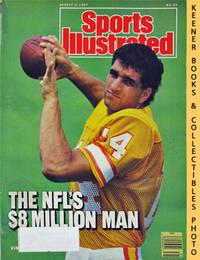Sports Illustrated Magazine, August 3, 1987 (Vol 67, No. 5) : The NFL's $8  Million Man - Vinny Testaverde