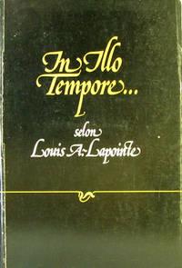 In Illo Tempore...