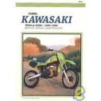Kawasaki Kx60 & Kx80 - 1983-1990 (Clymer motorcycle repair series)