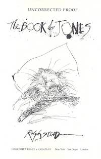 THE BOOK OF JONES by  Ralph Steadman - Paperback - 1997 - from Columbia Books, Inc. ABAA/ILAB (SKU: 44316)