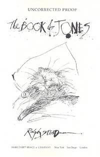 image of THE BOOK OF JONES