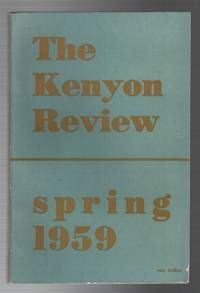 THE KENYON REVIEW: Vol. 21 No. 2 / Spring 1959