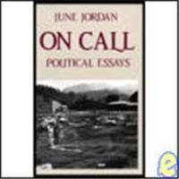 image of On Call: Political Essays