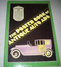 image of The Poster Book of Antique Auto Ads 1898-1920