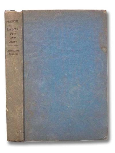 Associated Authors, 1955. First Edition. Hard Cover. Good/No Jacket. First edition. No jacket. Spine...