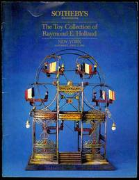The Toy Collection of Raymond E. Holland (April 13, 1985)