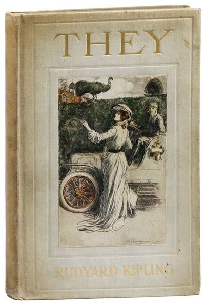 New York: Doubleday, Page & Company, 1906. First American Edition. Octavo (21cm.); original grey bli...