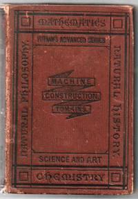 Principles of Machine Construction