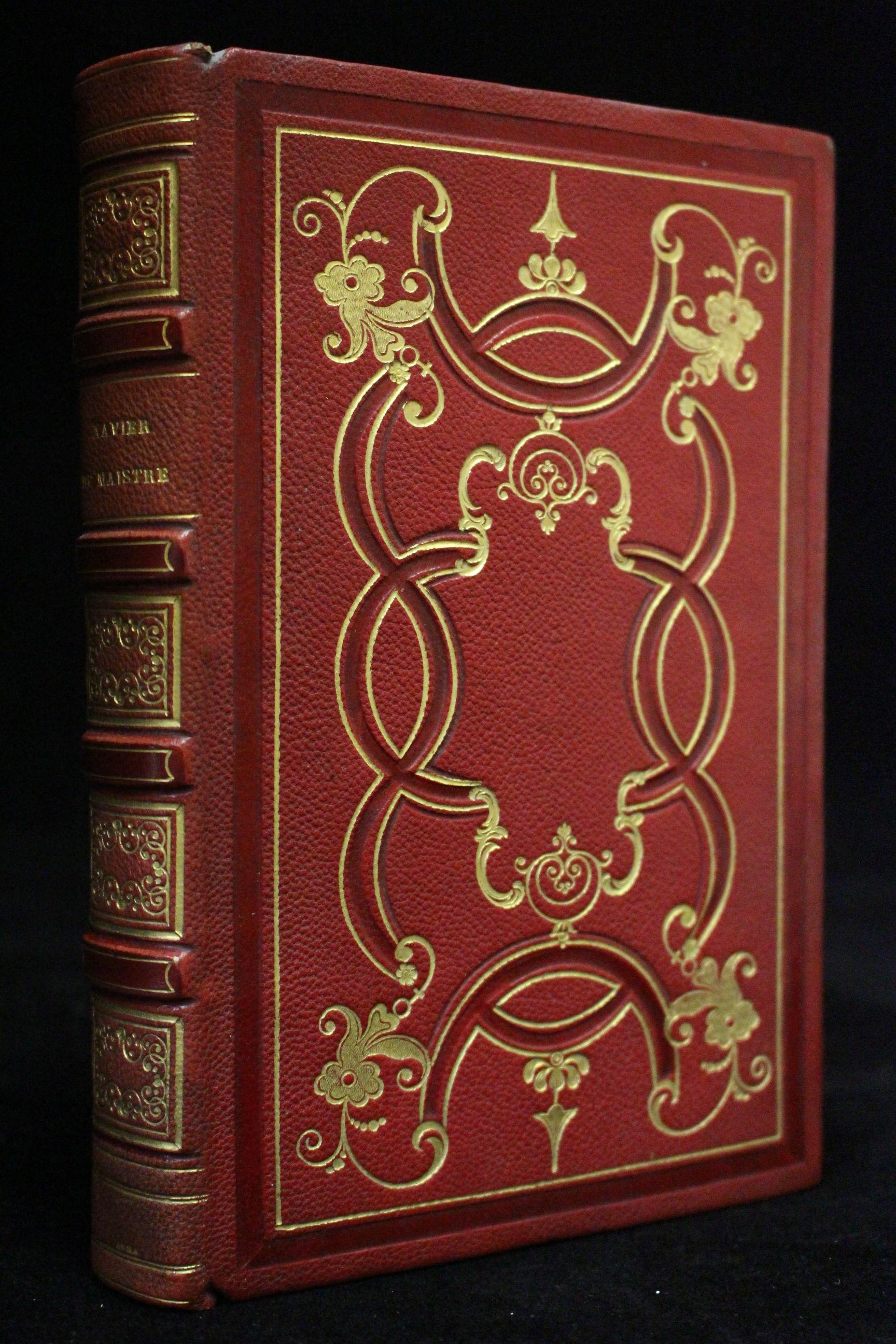 Voyage autour de ma chambre by maistre xavier de 1844 for Autour de ma chambre