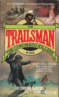 The Coronado Killers (The Trailsman #102)