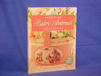 Painting Baby Animal Treasures