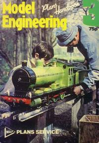 Model Engineering: Plans Handbook 3