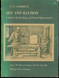 image of Art and Illusion; A Study in the Psychology of Pictorial Representation, Fifth Volume