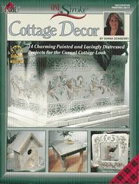 Cottage Decor (One Stroke, Decorative Painting # 9711)