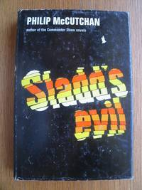 Sladd's Evil by  Philip McCutchan - First US edition first printing - 1967 - from Scene of the Crime Books, IOBA (SKU: biblio15326)
