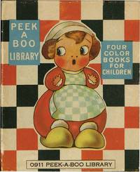 PEEK A BOO LIBRARY: 4 COLOR BOOKS FOR CHILDREN
