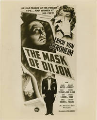 image of The Mask of Diijon (Original photograph for the 1946 film)