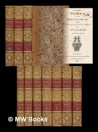 Select works of the British poets : with biographical and critical prefaces by Dr. Aikin complete in 10 volumes