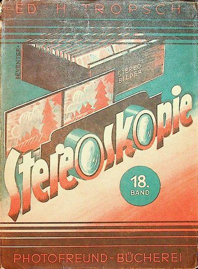 Berlin: Photokino Verlag, 1931. Wraps. Very Good/Very Good. 195, pages. Plus three 6 x 13 cm mounted...