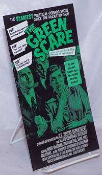 image of The Green Scare: the Scariest Political-Horror Show Since the McCarthy Era! How can we face the menace of tyranny? As the planet heats up...the state cracks down!