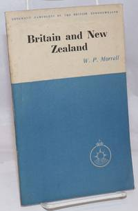 image of Britain and New Zealand