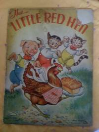 The Little Red Hen #3418