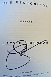 THE RECKONING: Essays (SIGNED)
