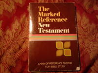 NEW MARKED REFERENCE BIBLE