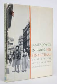 image of James Joyce in Paris: His Final Years