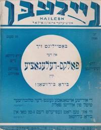 NAILEBN = NEW LIFE [VOL. X. NO. 6 (78) JUNE 1936]