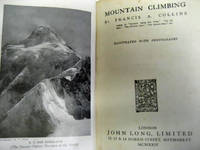 Mountain Climbing by COLLINS, Francis A - 1924