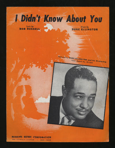 New York: Robbins Music Corporation, 1944. Softcover. Very Good. Revised edition. Sheet music. Very ...