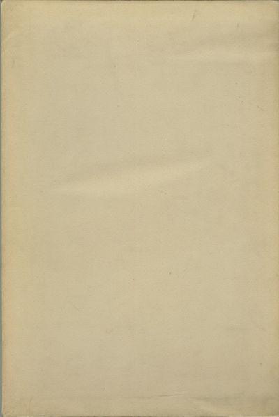 Paris: Henri Colas, Éditeur; Bordeaux: Rousseau Frères, 1946. First edition. Albin-Guillot, La...