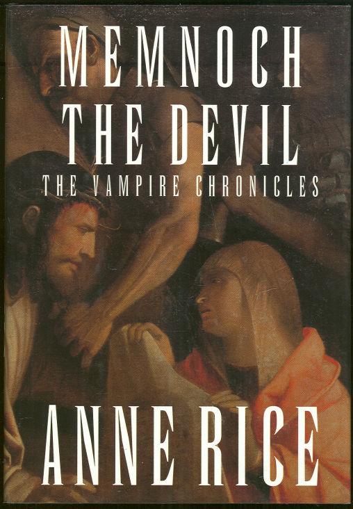 MEMNOCH THE DEVIL, Rice, Anne