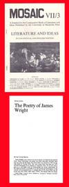 Poetry of James Write in Mosaic VII/3