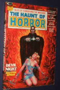 image of The Haunt of Horror August 1973 Vol. 1 No. 2