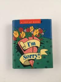 I'm Sorry   A Pop-Up Book
