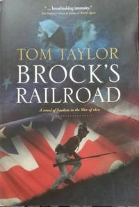 Brock's Railroad by  Tom Taylor - Paperback - Signed - 2012 - from Lakeside Books (SKU: LB0378)