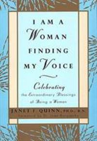 image of I Am a Woman Finding My Voice: Celebrating The Extraordinary Blessings Of Being A Woman