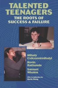 image of Talented Teenagers : The Roots of Success and Failure