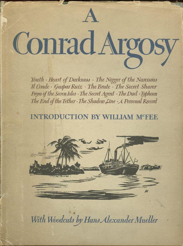 CONRAD ARGOSY, Conrad, Joseph