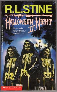 image of Halloween Night II (Point Horror Series)