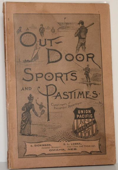 1894. Soft cover. Near Fine. One of the earliest publications of Outdoor Sports and Pastimes. Rules ...