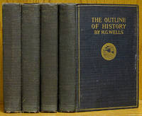The Outline of History in Four Volumes (complete)