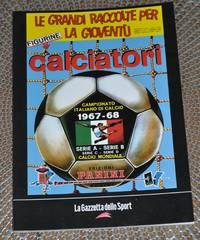 image of Panini Calciatori 1967-68 - Print Edition - Reproduction of Original Album