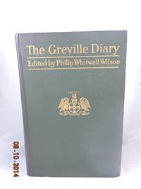 image of The Grenville Diary Vols I & II