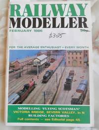 image of Railway Modeller February 1986 Vol.37 No.424